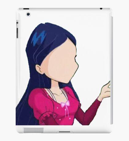Musa - Casual Outfit - Season 4 iPad Case/Skin
