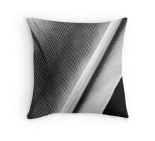 A Feather In Your Cap Throw Pillow