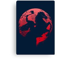 Headless Horseman Canvas Print