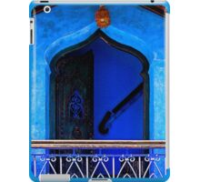 The Blue City III [Print & iPad Case] iPad Case/Skin