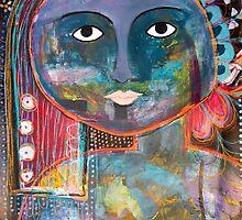 Pocahantis by Leonie Leivenzon