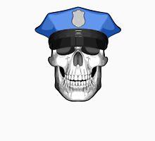 Police Skull 2 Unisex T-Shirt