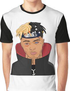 FREE XXXTENTACION SKI MASK THE SLUMP GOD Graphic T-Shirt