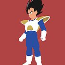 Vegeta: The Prince of Saiyans by Razorable