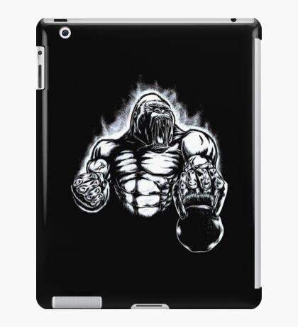 monsters kong iPad Case/Skin