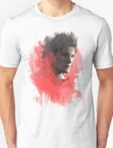 Matt Smith | Paint Portrait T-Shirt