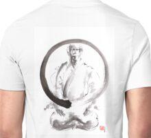 Enso circle original painting, japanese ideas for men Unisex T-Shirt