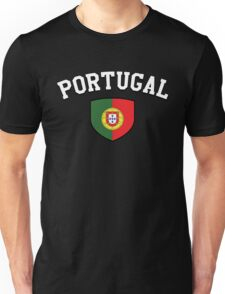 Portugal Supporters Unisex T-Shirt