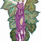 Demeter  mother-goddess by redqueenself