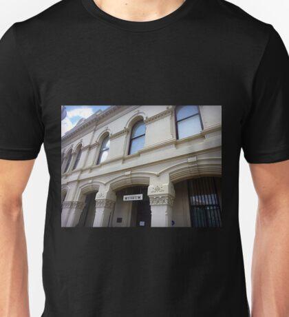 Museum - Creswick, Vic., Australia Unisex T-Shirt