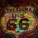 Oklahoma Route 66 by Larry Costales