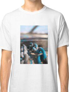 Chain Reaction   Greenwich Baths Classic T-Shirt