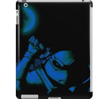 Blue Light Turtle iPad Case/Skin