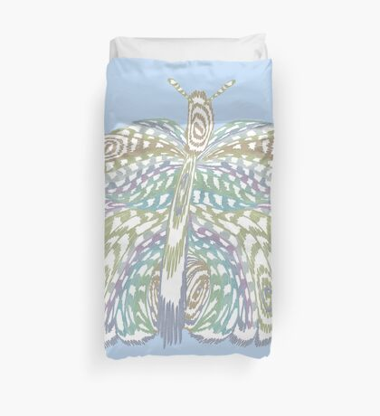 Brilliant Butterfly Duvet Cover