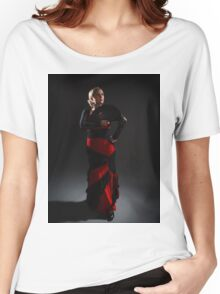 Flamenco Women's Relaxed Fit T-Shirt