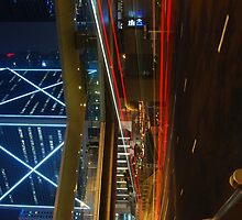 HongKong Lightspeed by adikt