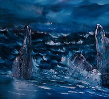 Storm Warning by David Snider