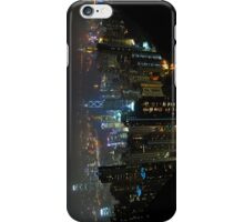 HongKong Peak iPhone Case/Skin