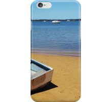 The Dinghy iPhone Case/Skin