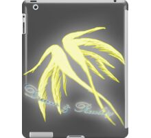 Area 11 Dream and Reality (fan) artwork (w/out Bg) iPad Case/Skin