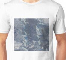 blue space structure Unisex T-Shirt