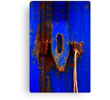 Moroccan Rust III [Print & iPad Case] Canvas Print