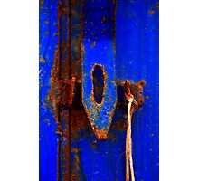 Moroccan Rust III [Print & iPad Case] Photographic Print