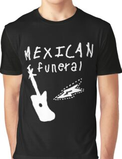 Mexican funeral Dirk Gently band shirt design  Graphic T-Shirt