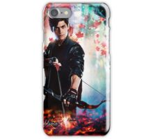 Alec Lightwood iPhone Case/Skin