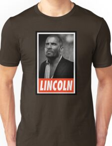 -SERIES- Lincoln Prison Break Unisex T-Shirt
