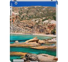Fyriplaka beach, Milos island iPad Case/Skin