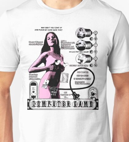 computer game Unisex T-Shirt