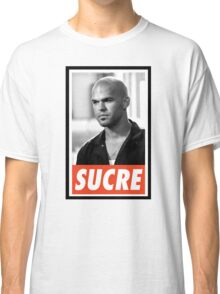 -SERIES- Sucre Prison Break Classic T-Shirt