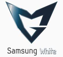 Samsung White Kids Clothes