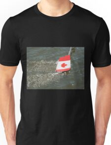 Canadian rowing oar Unisex T-Shirt