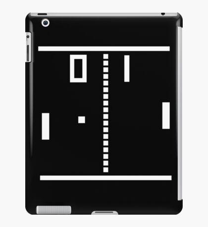 Pong (retro) iPad Case/Skin