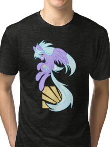 The Wonderful Cloudchaser ! Tri-blend T-Shirt