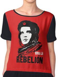 Viva la Rebelion Chiffon Top