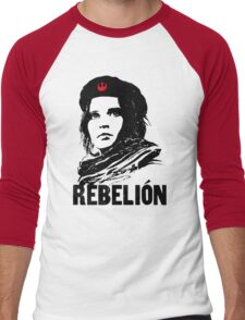 Viva la Rebelion Men's Baseball ¾ T-Shirt