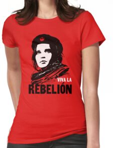 Viva la Rebelion Womens Fitted T-Shirt