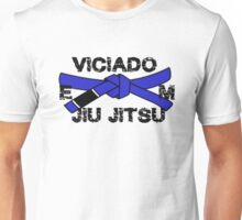 Brazilian Jiu jitsu Blue Belt - BJJ Blue Belt Unisex T-Shirt