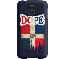 Dominican Dope Samsung Galaxy Case/Skin