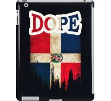 Dominican Dope iPad Case/Skin