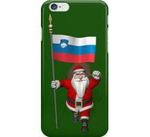 Santa Claus Visiting Slovenia iPhone Case/Skin