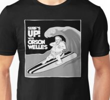 SURF'S UP WITH ORSON Unisex T-Shirt