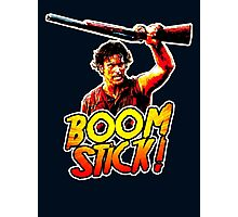 Boom Stick Ash Photographic Print
