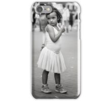 Her little highness iPhone Case/Skin
