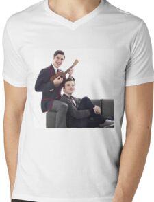 Klaine Mens V-Neck T-Shirt