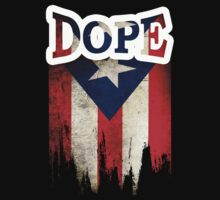 puerto rican Dope by rardesign