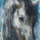 Andalusian Horse by Nina Smart